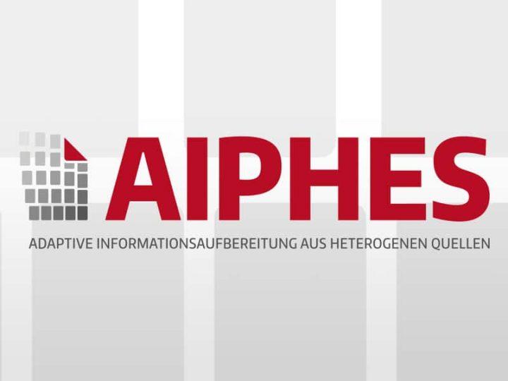 Aiphes - Logoentwicklung
