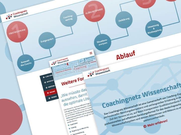 Coachingnetz Wissenschaft