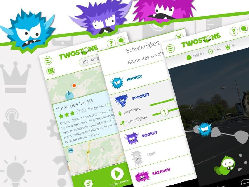 Twostone Appdesign